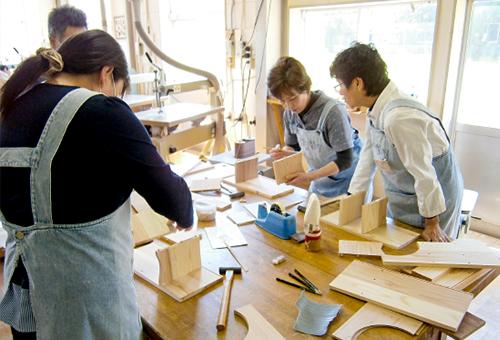 木工教室イメージ